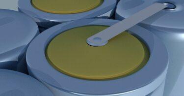 Lithium Ionen Batterie Akku