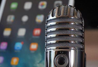 Mikrofon, Podcast, Audio, iPad, Tablet