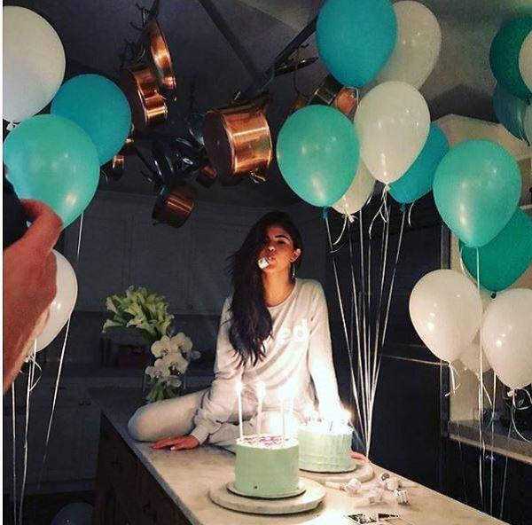 Selena Gomez, Instagram. Instagram-Bilder