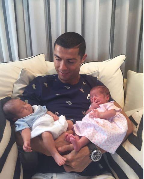 Cristiano Ronaldo, Instagram, Instagram-Bilder