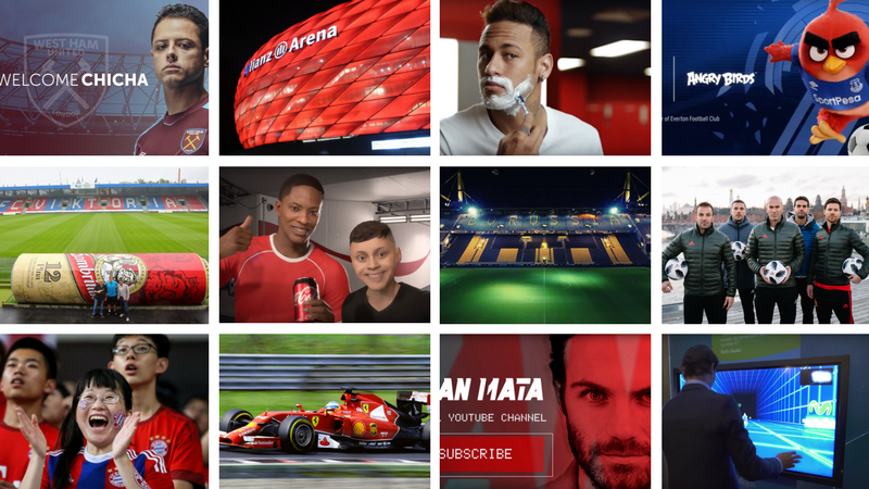 Sportbusiness-Jahresrückblick 2017: Klubs & Marken