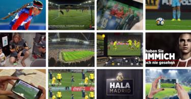 Sportbusiness-Jahresrückblick 2017: New TV