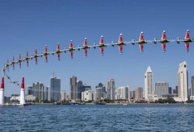 Red Bull Air Race: Die Zukunft des Motorsports?