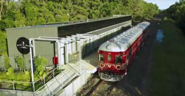 Byron Bay Train Solarzug