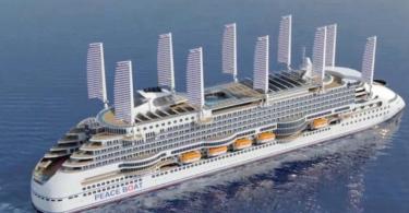 Ecoship Kreuzfahrtschiff