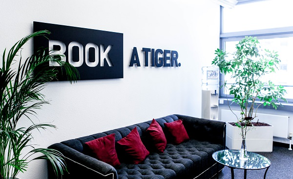 Book A Tiger, Berlin, Start-up