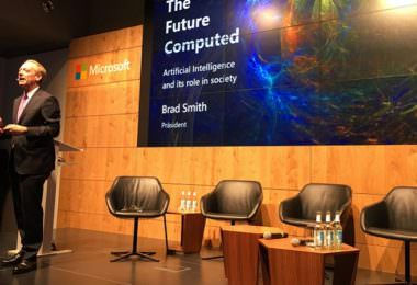 Brad Smith, Microsoft
