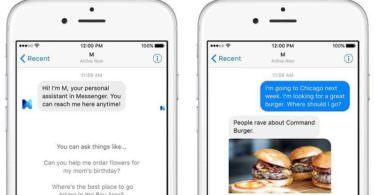 Facebook, Facebook Messenger, KI, Künstliche Intelligenz, M