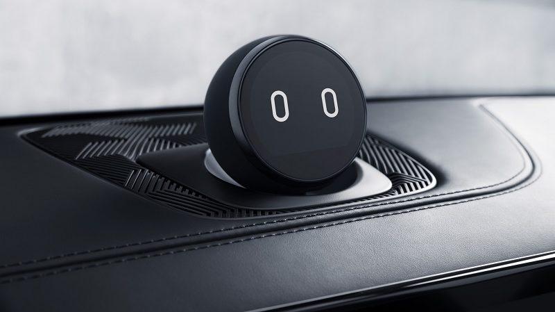 KI System ES8 Elektro-SUV NIO