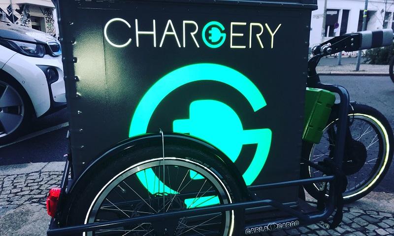 Chargery Ladekiste Logo