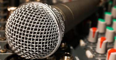 Mikrofon, Radio, Regler, Pult, Kardinalfehler, Content Marketing