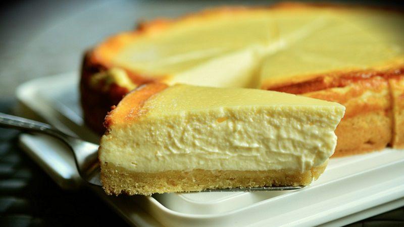 Rahmkuchen, Kuchen, Käsekuchen, Marketing-Optionen