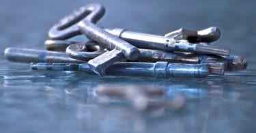 Schlüssel, Hausschlüssel, Schloss, Passwort, Passwörter, sichere Passwörter