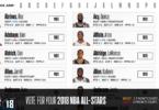 NBA: Wahnsinns-Engagement dank #NBAVote-Kampagne