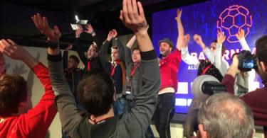 HackDays: 226 Teilnehmer arbeiten am FC Bayern der Zukunft