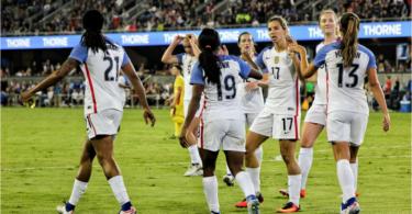 """""""Soccer"""": Der drittbeliebteste Sport der Amerikaner?"""