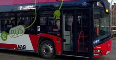 Nürnberg E-Bus