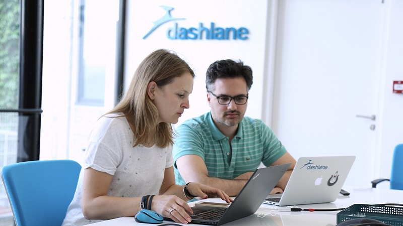 Dashlane, Passwort-Manager, Paris, New York
