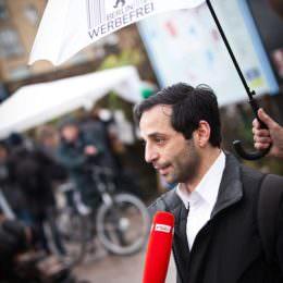 Fadi El-Ghazi Berlin Werbefrei