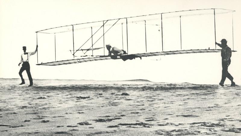Brüder Wright Gleitapparat