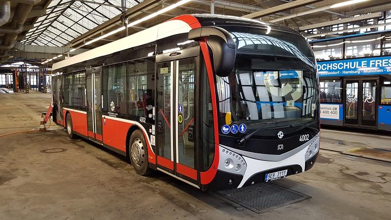 E-Bus Berlin