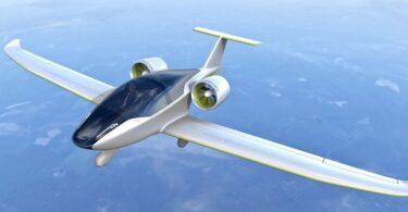 E-Flugzeug Kurzstrecken