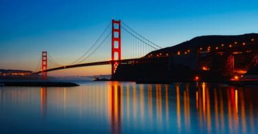 Kalifornien, San Francisco, Golden Gate Bridge, Bay Area, Mitarbeiter