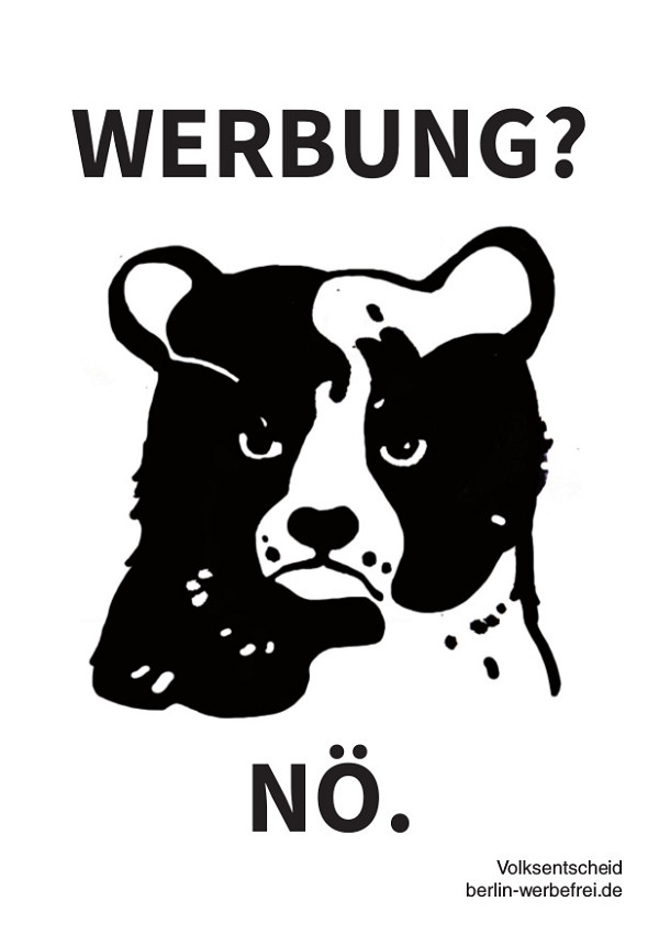 Grumpy Bär Berlin Werbefrei