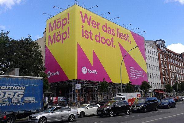 Außenwerbung Berlin Werbefrei