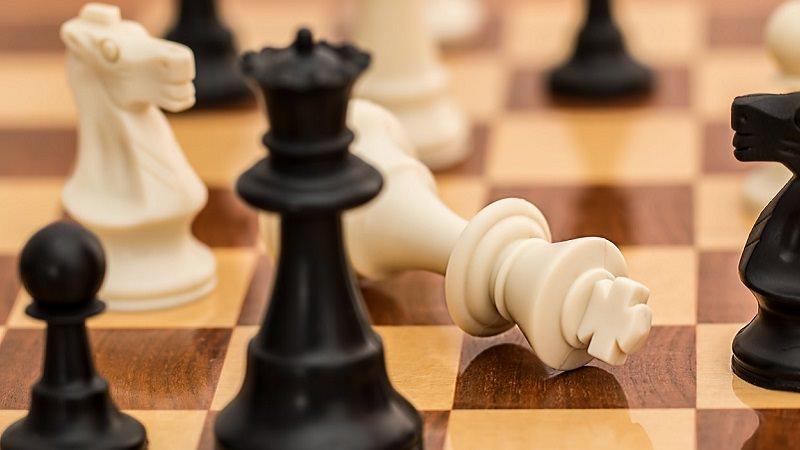 Schach, Schachmatt, Niederlage, Scheitern, Start-ups