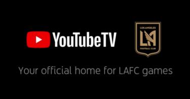 LAFC streamt Spiele exklusiv auf YouTube TV