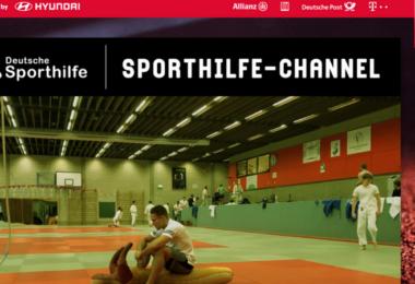 Deutsche Sporthilfe startet eigenen Channel auf sporttotal.tv