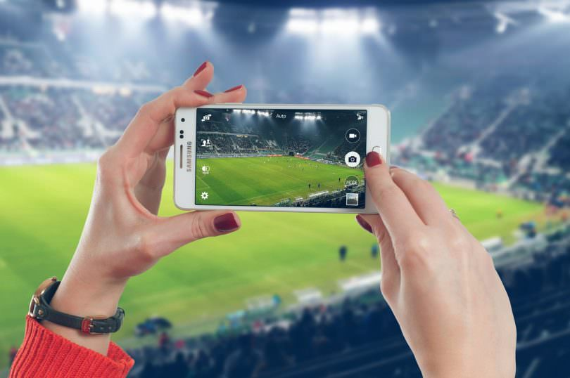 30% der Sportfans streamen via Smartphone & Tablet