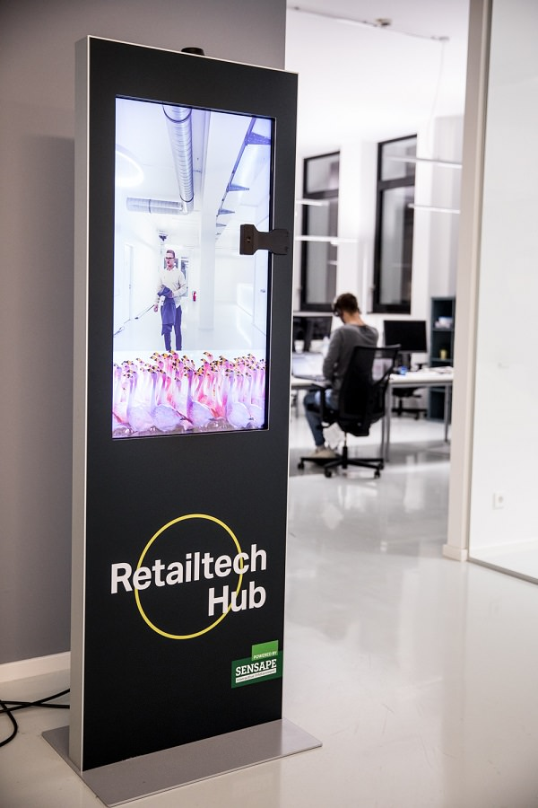Media Markt Saturn Retail Group, Retail Tech Hub, München