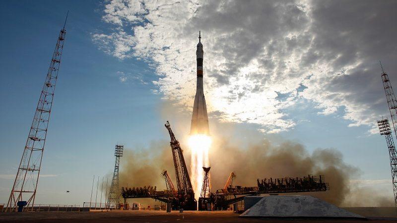Rakete NASA ISS