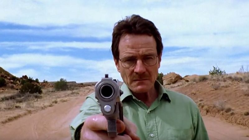 Breaking Bad, Netflix, Netflix-Serien
