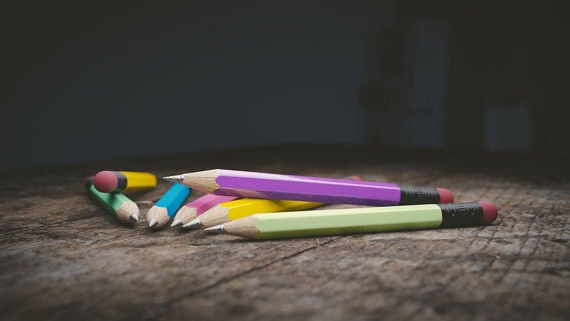 Bleistift, Bleistifte, Stift, Stifte, Zeichnung, Sketchnote, Graphic Recording