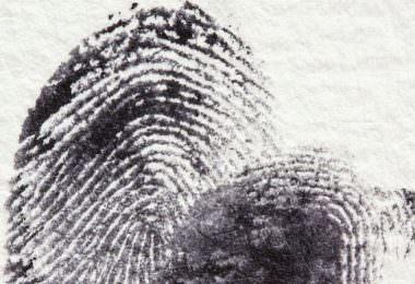 Fingerabdruck, Fingerprint, Touch ID