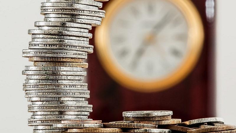 Geld, Geldmünzen, Finanzierung, Venture Capital
