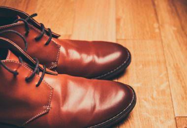 Lederschuhe, Schuhe, Schnürsenkel, Bootstrapping