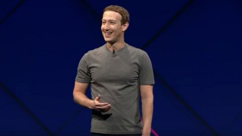 Mark Zuckerberg, Facebook, f8, Social Media, soziale Netzwerke, Datenleck