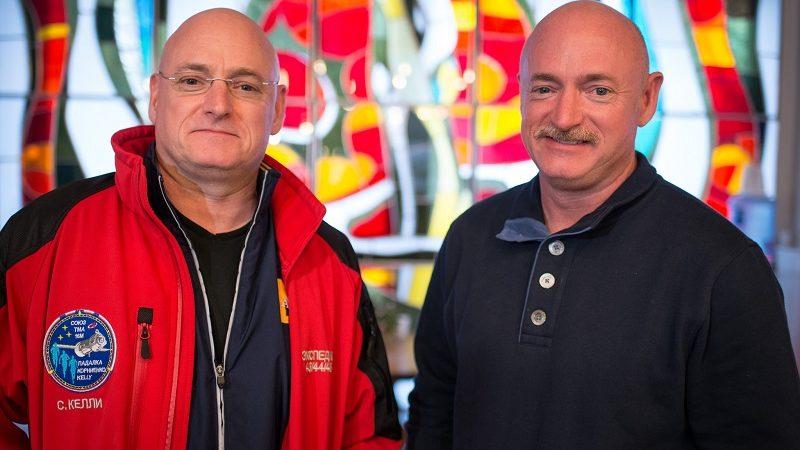 NASA-Zwillingsstudie Scott und Mark Kelly