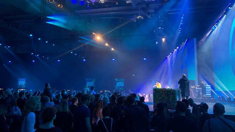 Online Marketing Rockstars, OMR, OMR18, Marteria
