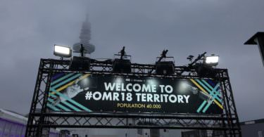 Online Marketing Rockstars OMR #OMR18 Hamburg