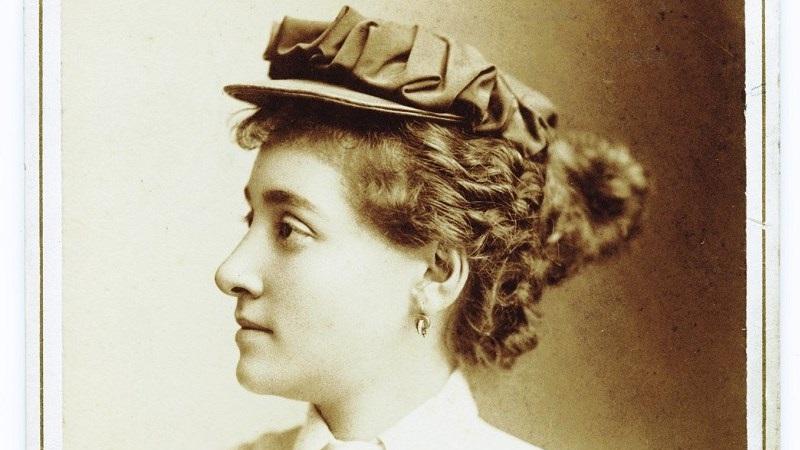 Annie Londonderry Porträt