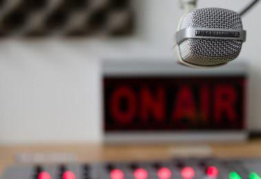 Radio, On Air, Mikrofon, Tonstudio, Sprachnachricht