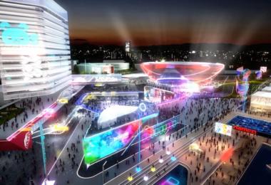 Zhongxian Stadium: Die erste vollwertige eSport-Arena