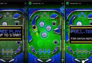 Instagram-Strategie: Chelsea setzt auf Pac-Man & Pinball