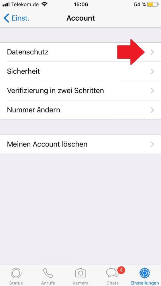Gewusst Wie So Verbirgst Du Deinen Whatsapp Online Status