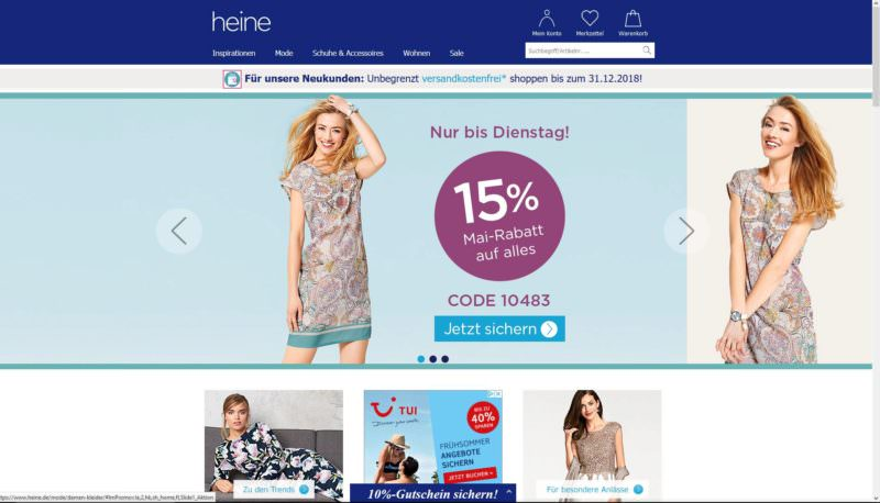 Das Sind Die 10 Besten Online Shops In Deutschland Basic Thinking